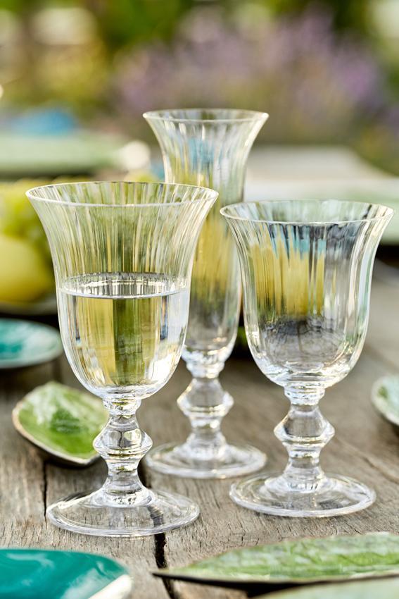 Glassware costa nova mar