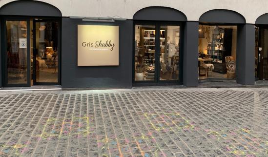 La boutique Gris Shabby